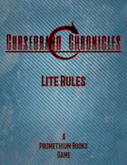 Cursebrand Chronicles Lite Rules
