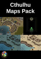 Cthulhu Maps Pack