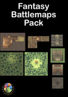 Fantasy Battlemaps Pack