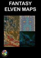 Fantasy Elven Maps Pack