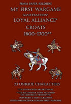 Loyal Alliance 1600-1650. Light cavalry.