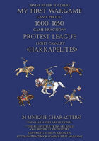 Protest League 1600-1650. Light cavalry.