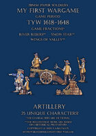Protest League. Artillery 1600-1650.