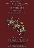 Loyal Alliance. Heavy cavalry. Reitars 1600-1650.