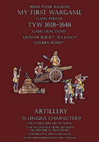 Loyal Alliance. Artillery 1600-1650.