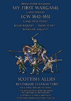 ECW Protest League. Scottish allies 1640-1660.