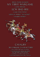 ECW Loyal Alliance. Cavalry 1640-1660.