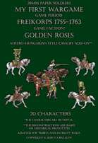 Golden Roses. Austro-Hungarian style cavalry add-on 1755-1763
