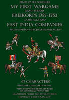 East India Companies add-on 1755-1763.