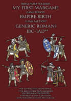 Empire Birth. Romans Bundle 1BC-1AD [BUNDLE]