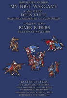 River Riders. Generic medieval warriors 12-13c.