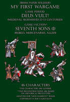 Seventh sons (part I). Generic medieval warriors 12-13c.