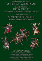 Seventh sons (part III). Generic medieval warriors 12-13c.
