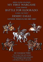 Desert Eagle. Generic irregulars 1865-1880.