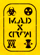M.A.D - Mutually Assured Destruction (140 Cards, Base Game)