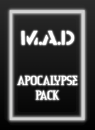 M.A.D -  Apocalypse Pack (20 Cards)