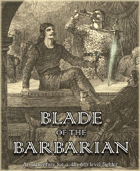Blade of the Barbarian