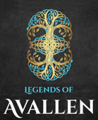 Legends of Avallen - Free Rules Summary