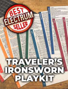 Traveler's Ironsworn Playkit