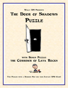 Door of Shadows Puzzle