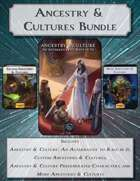 Ancestry & Cultures Bundle [BUNDLE]