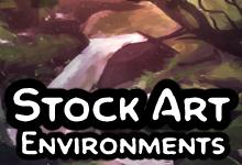 Stock Art - Environments