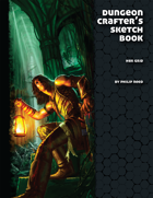 Dungeon Crafter's Sketch Book (Hex Edition)
