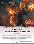 A Dozen Distressing Rumors