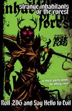 Strange Inhabitants of the Forest, A Third-Party Mörk Borg Zine