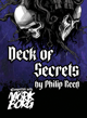 Deck of Secrets, A Third-Party Mörk Borg Card Deck