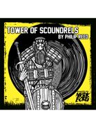 Tower of Scoundrels, a Third-Party Mörk Borg Adventure