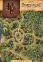 Fairyforest. Map of Two oaks village