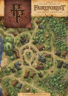 Fairyforest. Map of Two oaks village