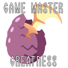 Game Master Greatness