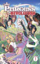 Princess Revolution TPB #1