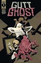 Gutt Ghost Trouble with the Sawbuck Skeleton Society #1