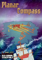 Planar Compass Issue 1