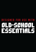 Old-School Essentials 3rd Party Publishers [BUNDLE]