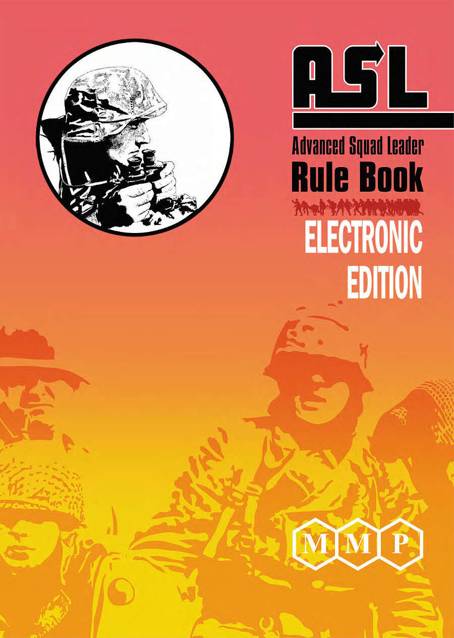 Electronic Advanced Squad Leader Rulebook