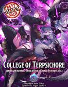 Devils Might Surrender: College of Terpsichore (5e Bardic College)
