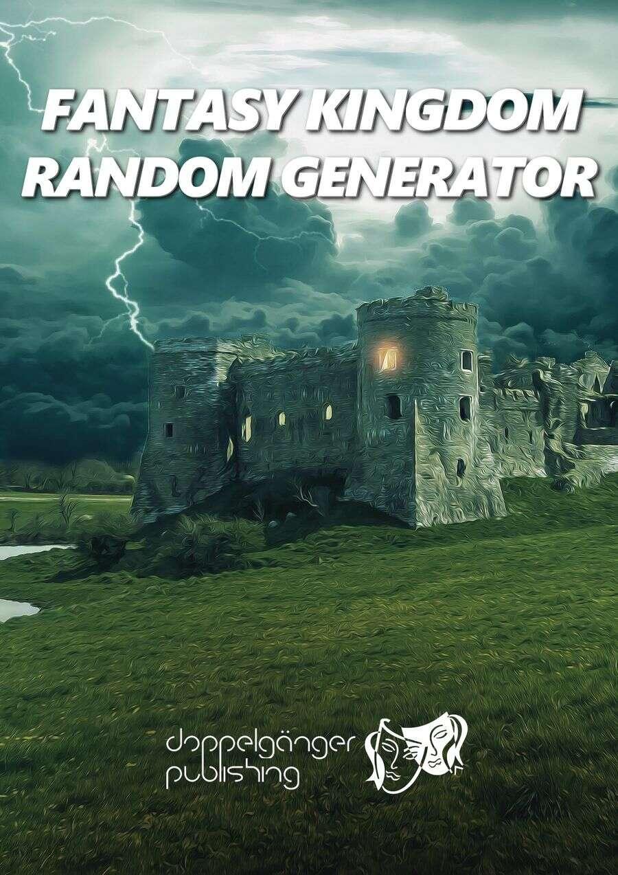 Fantasy Kingdom Random Generator