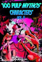 100 Pulp Mythos Characters v5