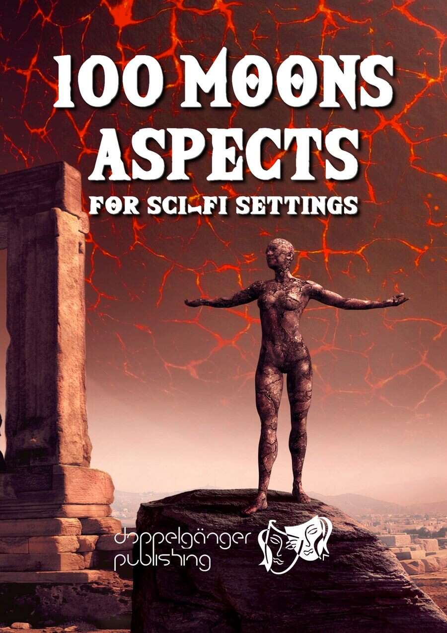 100 Moons Aspects for sci-fi settings