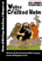 Valley of the Cracked Helm