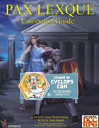 Spawn of Cyclops Con - PaxPDF [BUNDLE]