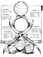 Ranger Character Sheet