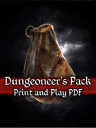 Dungeoneer's Pack PnP Cards
