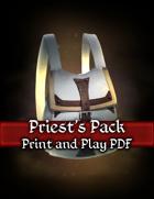 Priests Pack PnP Cards