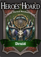 The Decks of the Heroes Hoard: Druid