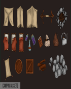 Camp Map Assets